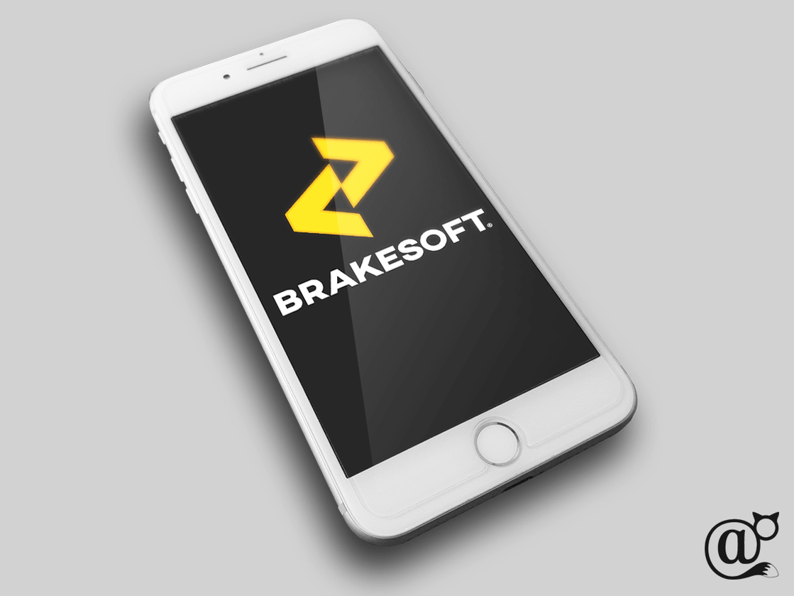 Brakesoft Ltd logo iphone