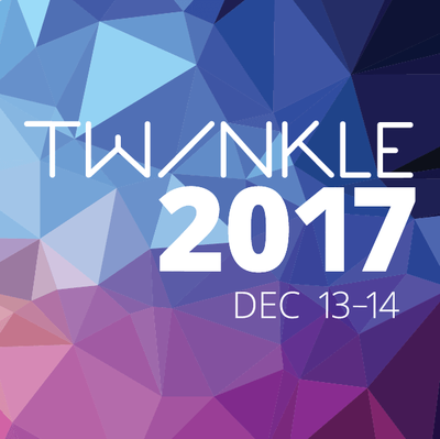 Twinkle association 2017 logo ja visuaalinen ilme